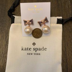 kate spade Jewelry - Kate Spade Earrings Rose